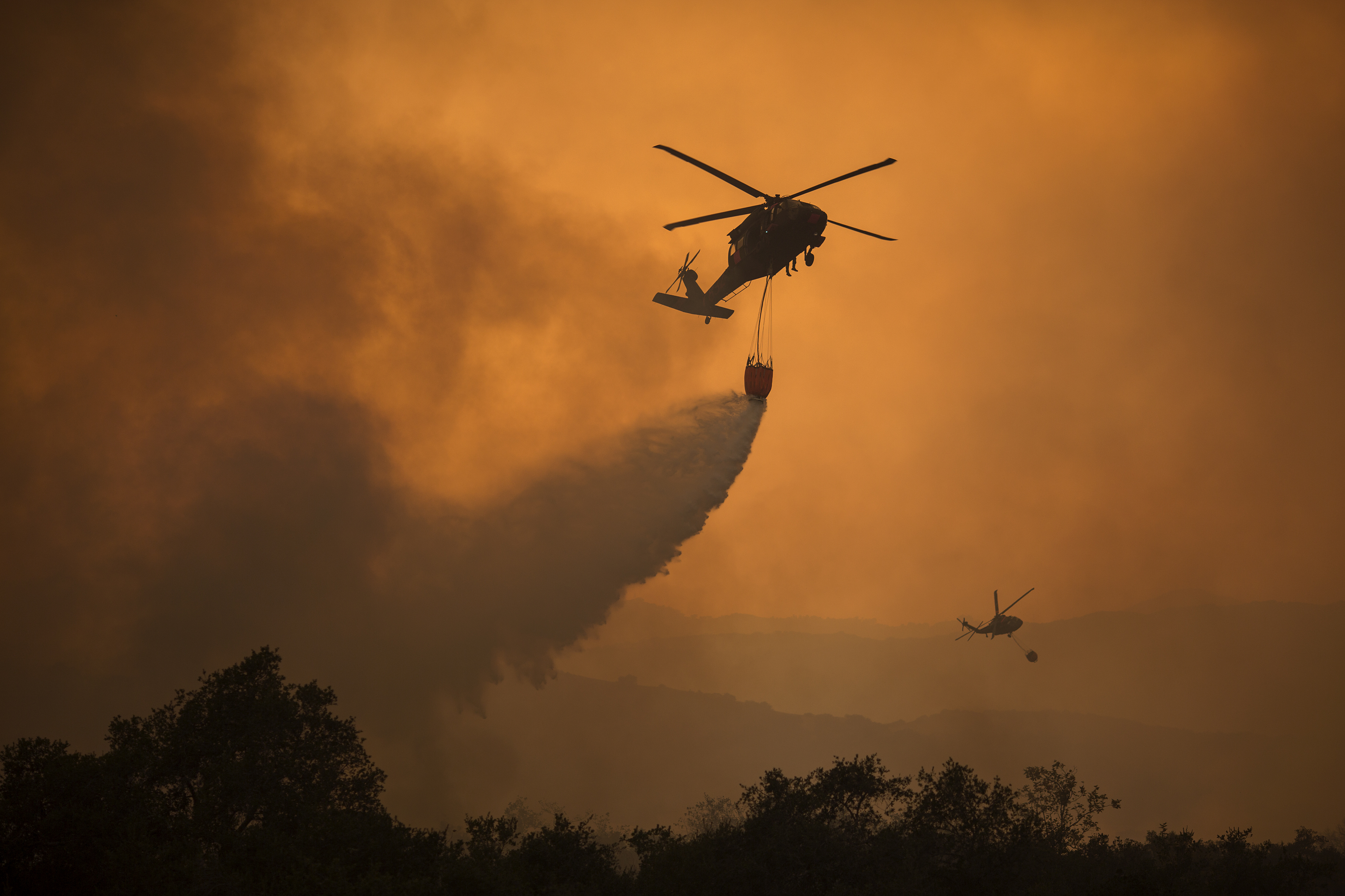 Pentagon using artificial intelligence to track wildfires, study chaos of combat