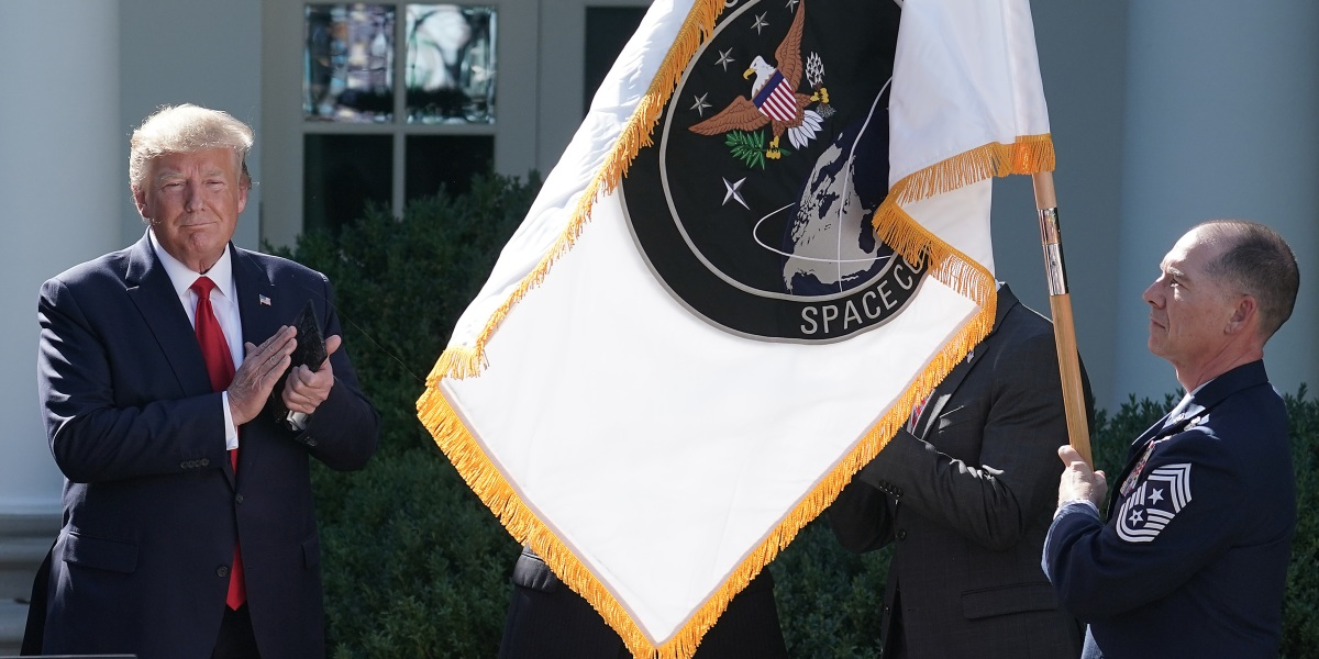 Space Force war request marks budgetary first - Roll Call