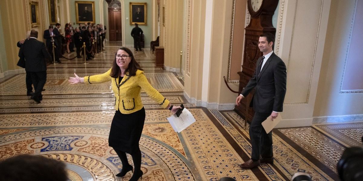 Laura Dove, key GOP Senate staffer, to retire - Roll Call