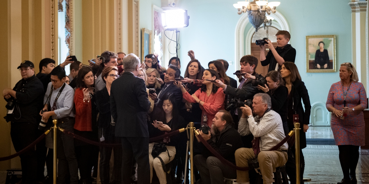 Reporter's Notebook: What we saw as cameras weren't watching