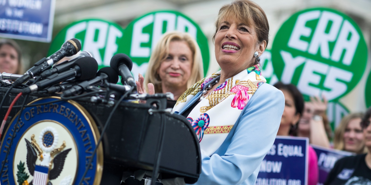 House action on Equal Rights Amendment sets up legal fights - Roll Call