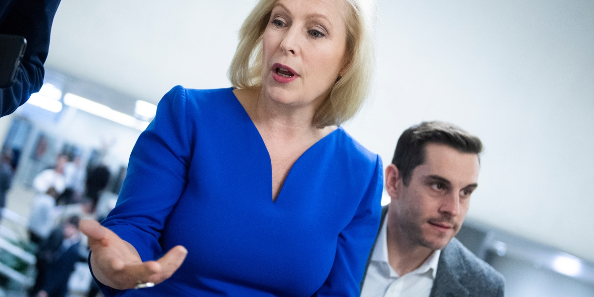 Gillibrand proposes data protection agency that could enforce its own rules - Roll Call