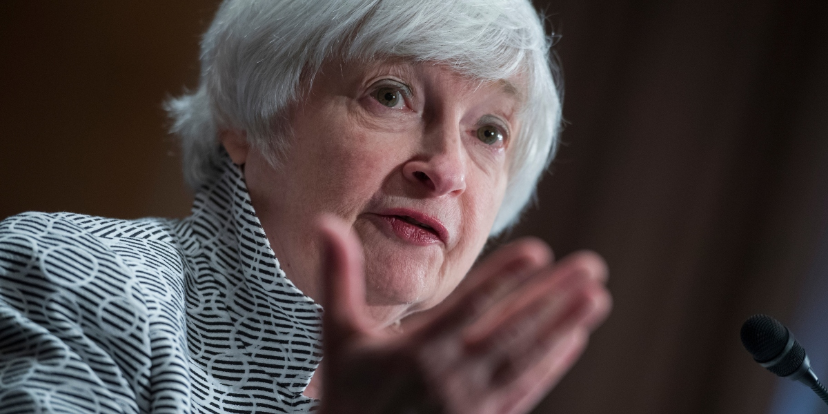 Yellen and an all-star, bipartisan coalition pitch carbon tax - Roll Call