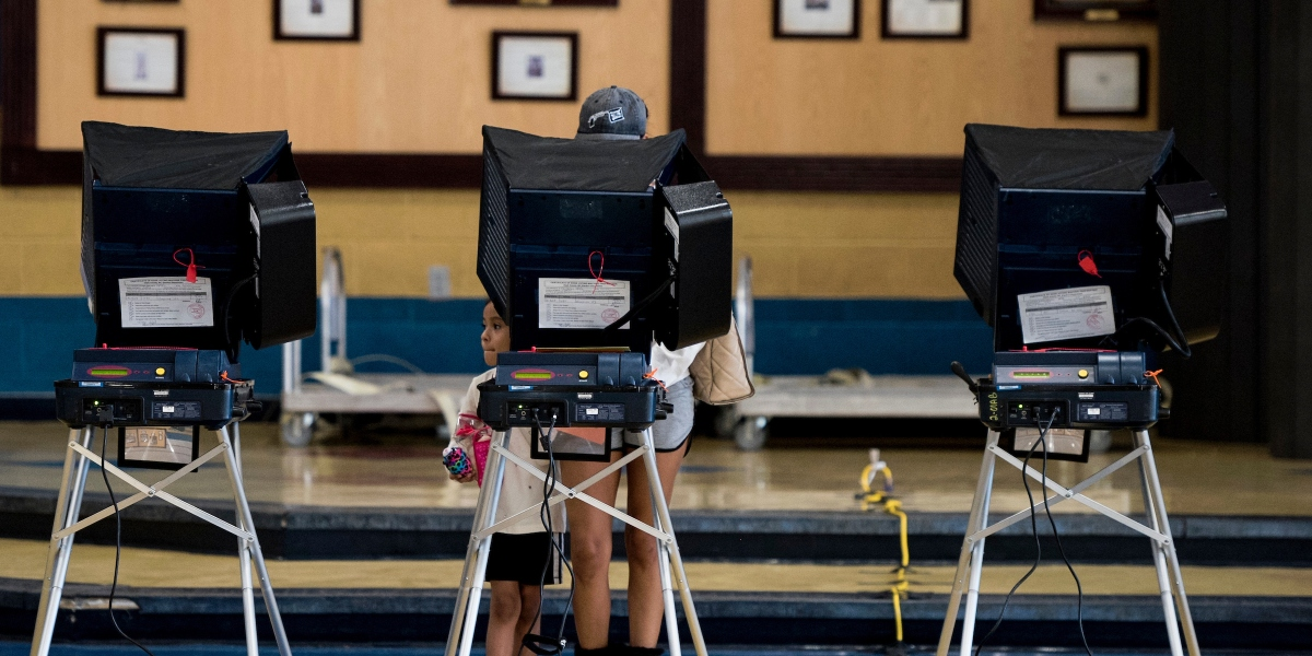 New election security funds won't come easy for hard-hit states - Roll Call