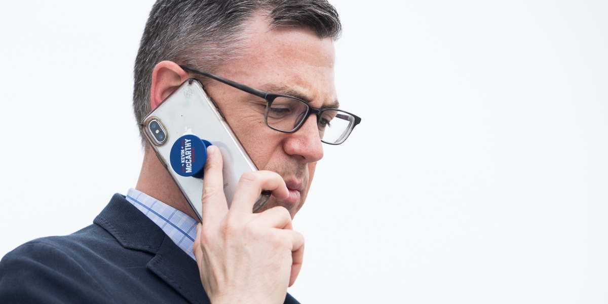 Warning: Data danger ahead - Roll Call