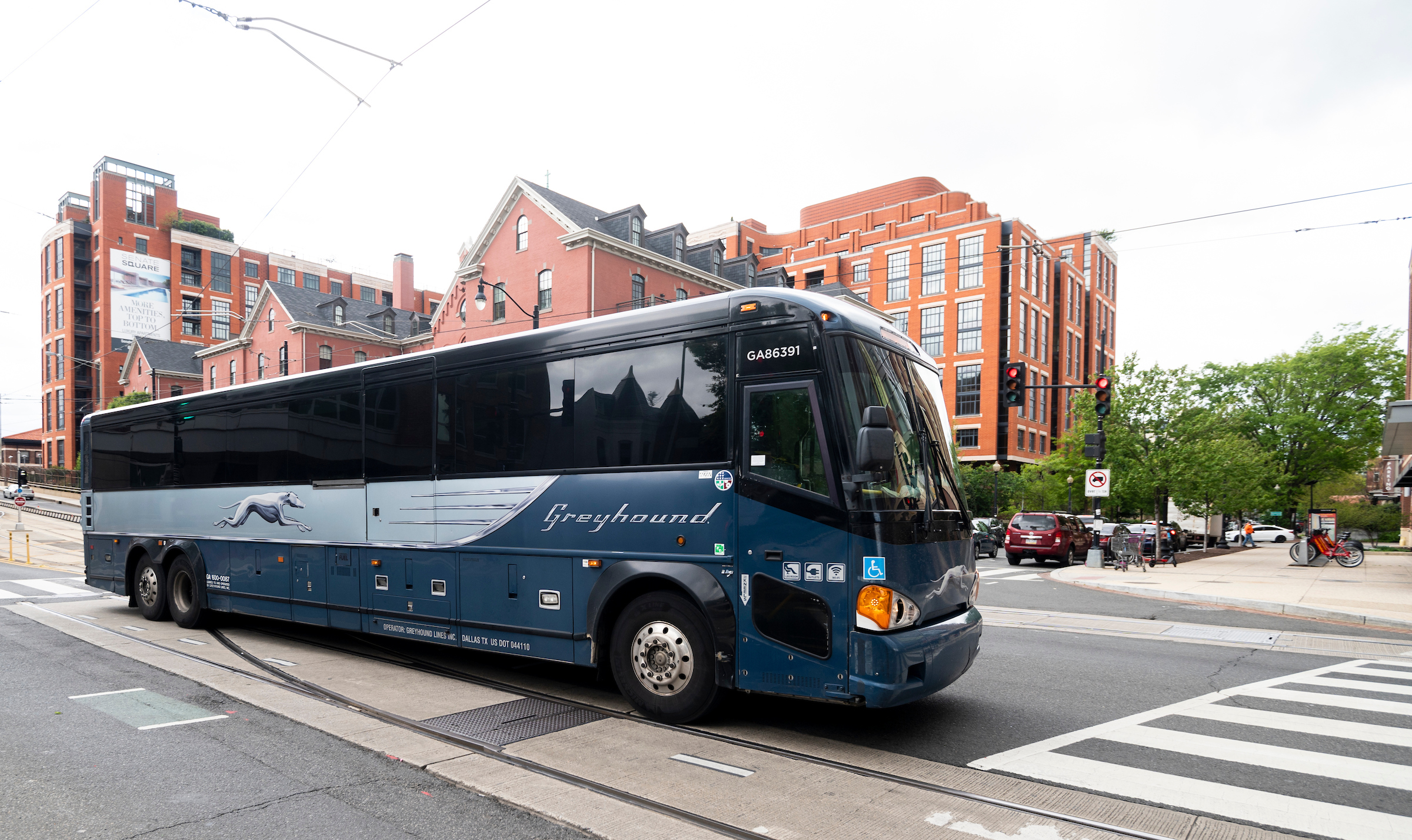 Bus Companies Want In On The Recovery Largesse Roll Call