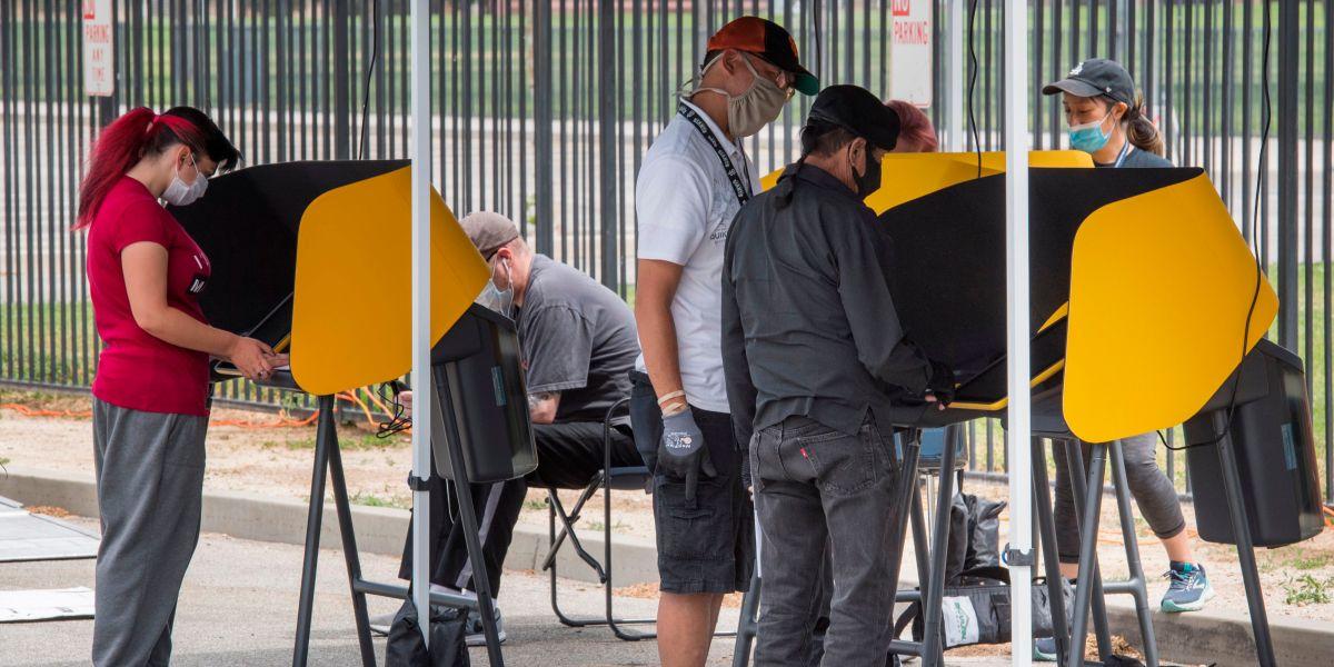 Mike Garcia hands Republicans a rare win in California