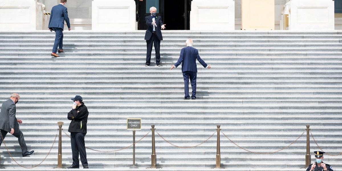 House narrowly passes $3 trillion coronavirus aid bill - Roll Call