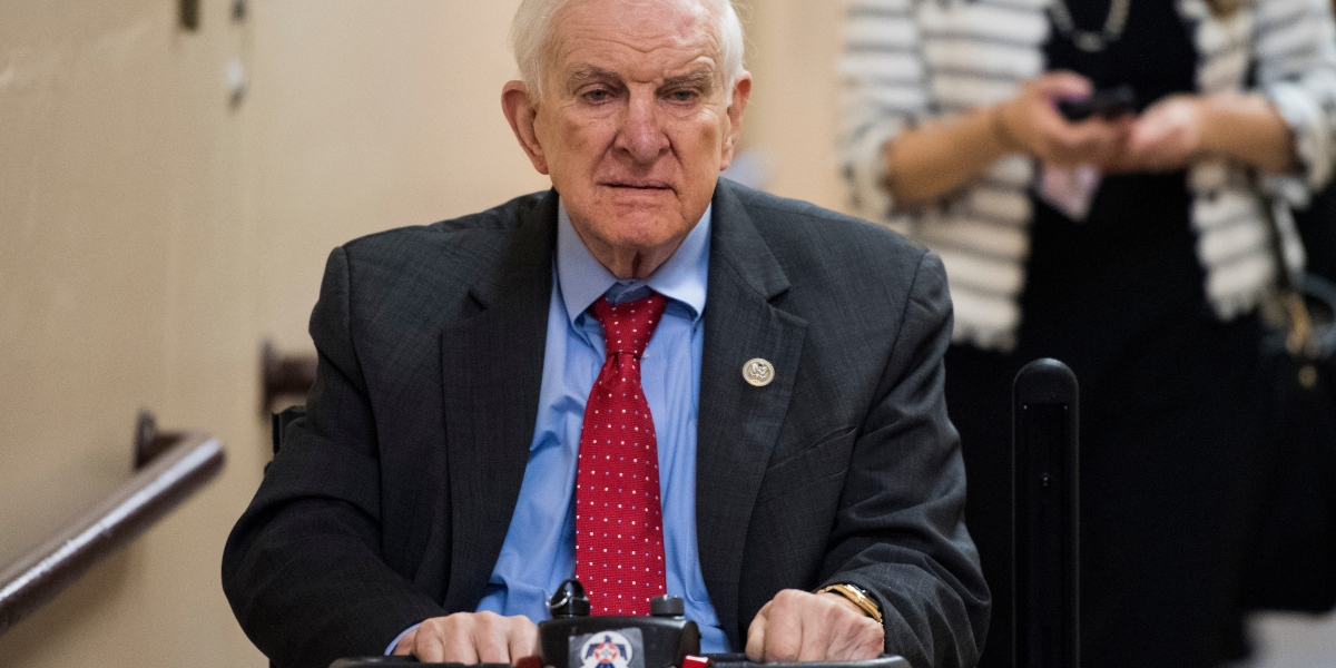 Former Rep. Sam Johnson, a Vietnam POW, has died at 89 - Roll Call