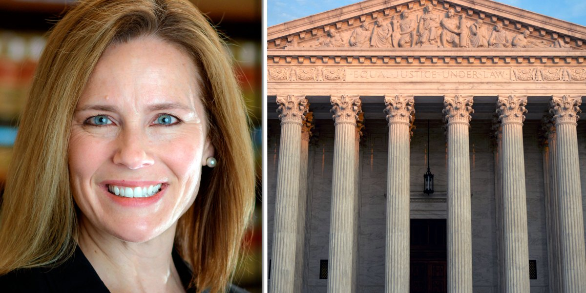 Trump expected to pick Amy Coney Barrett for Supreme Court - Roll Call