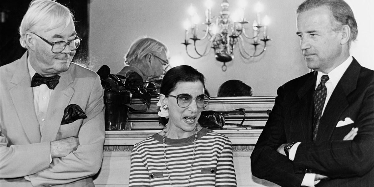Photos: Washington mourns death of Supreme Court icon Ruth Bader Ginsburg
