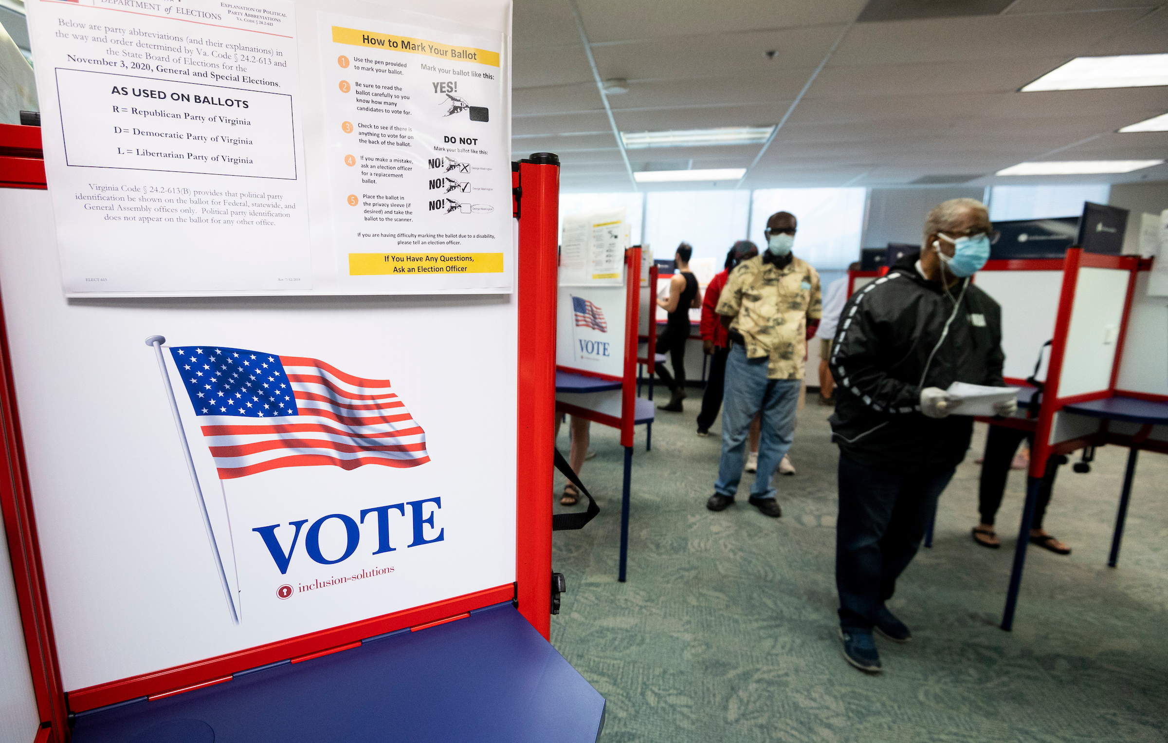 How To Ensure A Smooth Election 2020 Be Informed And Be Patient Roll Call