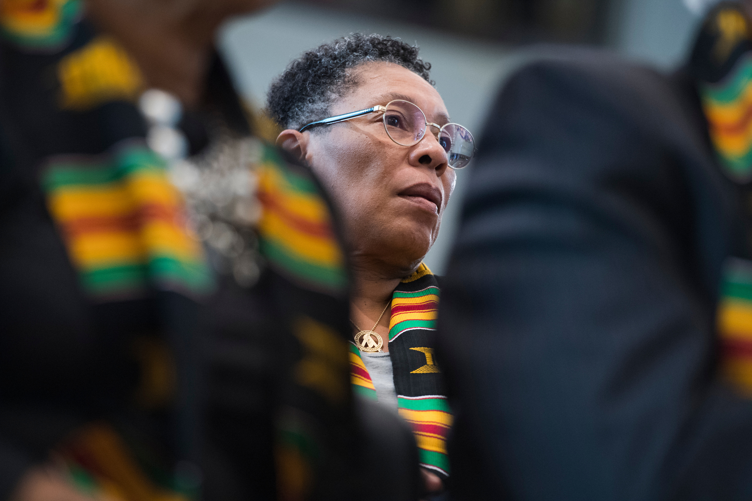 Rep. Marcia L. Fudge, D-Ohio, said in an 13 interview with Cleveland.com that she would…                    </div>                     <hr />                     <span class=