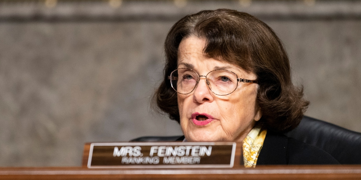 Dianne Feinstein will relinquish role as top Democrat on Judiciary Committee - Roll Call