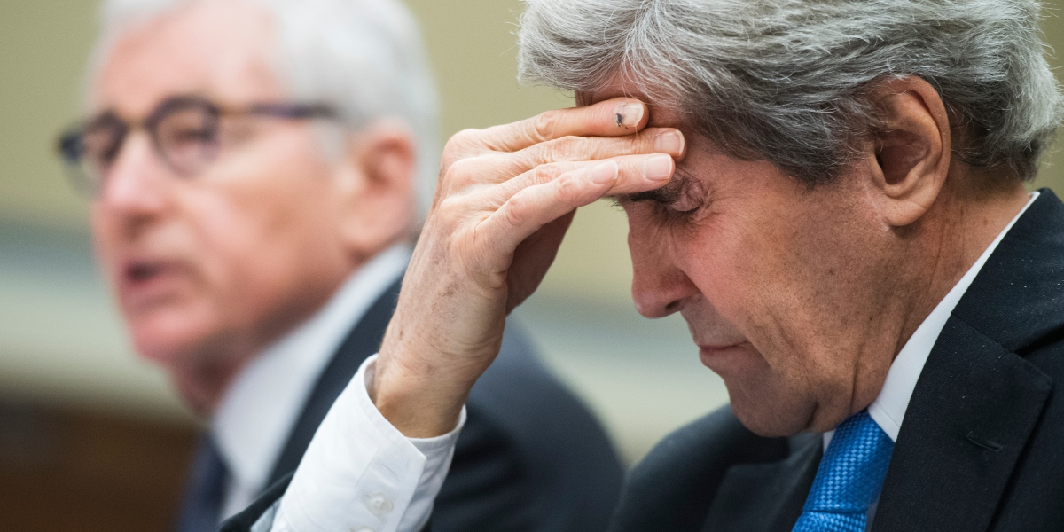 Biden picks Kerry for Cabinet-level climate role - Roll Call