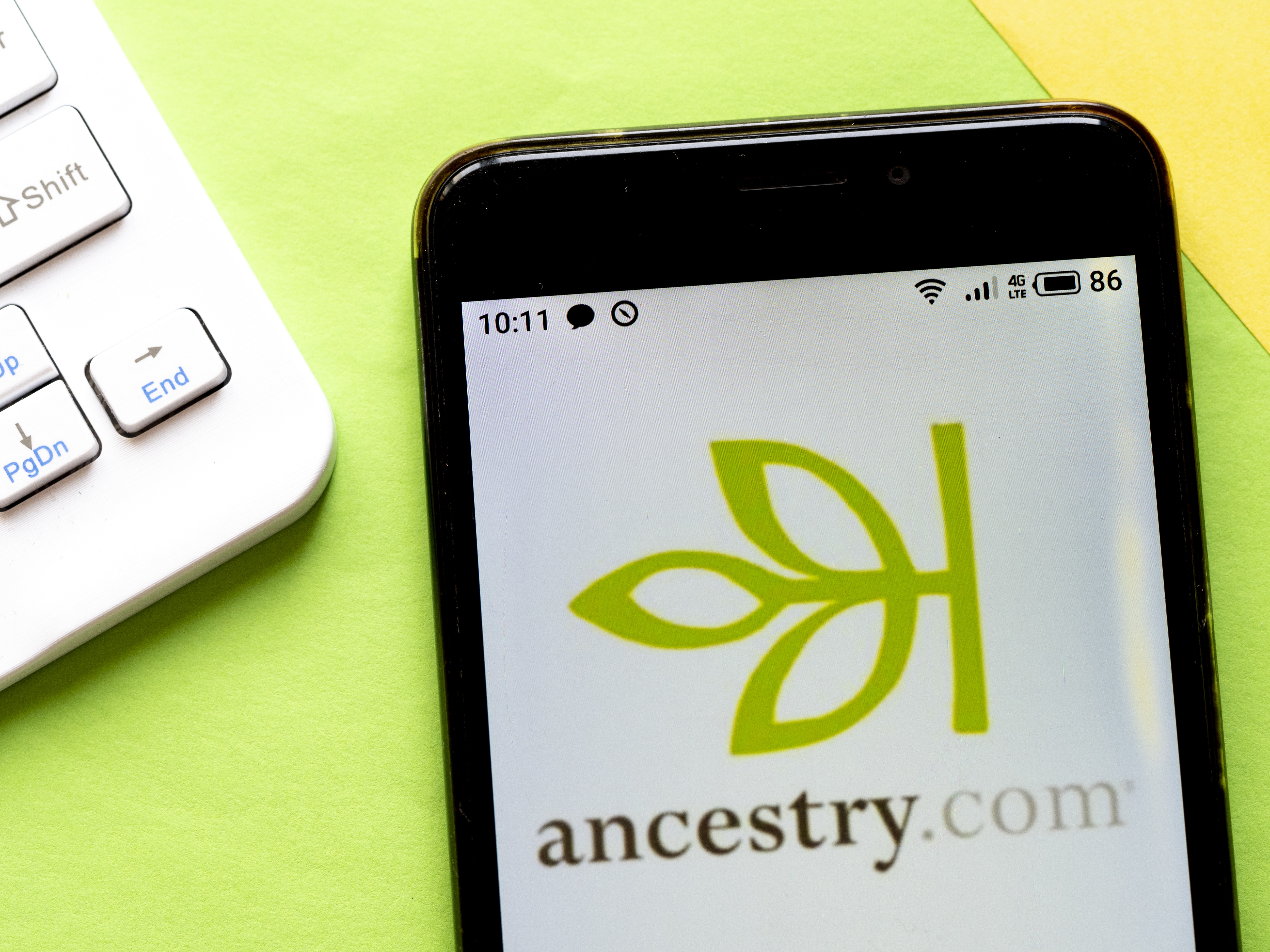 Hey, soldiers and spies -- think twice about that home genetic ancestry evaluation thumbnail