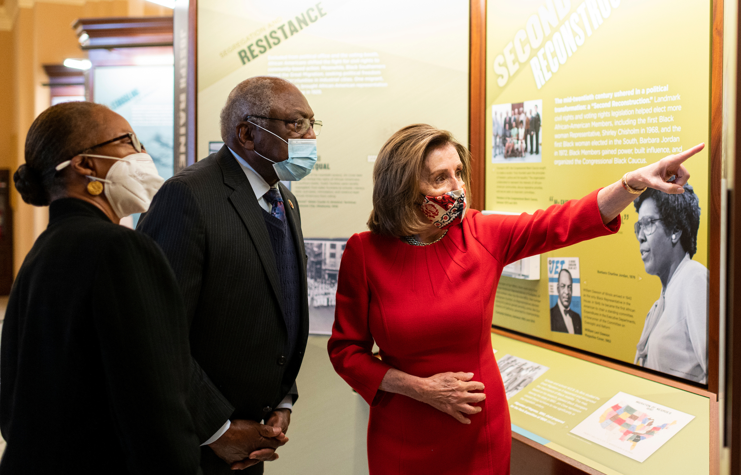 House Marks 150 Years Of Black Members Roll Call