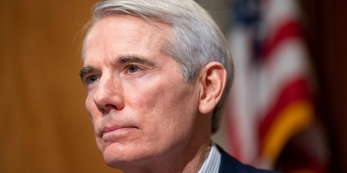 Sen. Rob Portman's exit leaves void in chamber and 2022 map - Roll Call