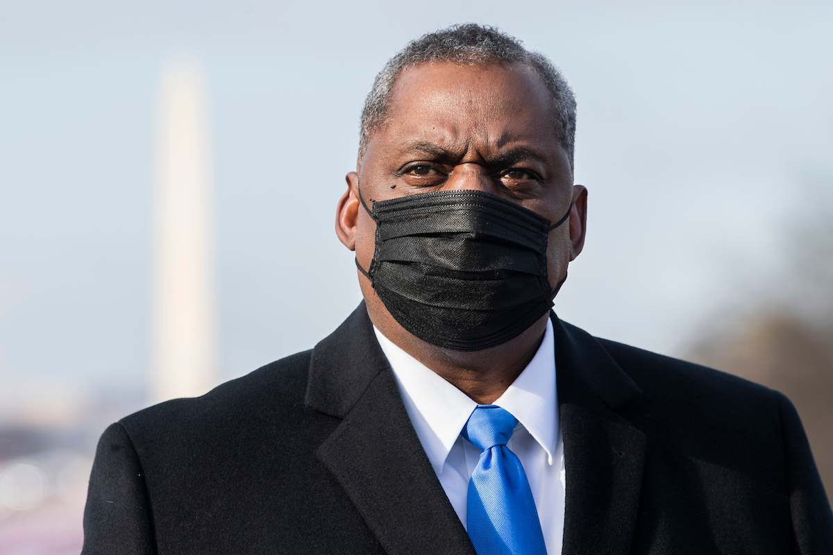 Senate Confirms Austin As Nation S First Black Defense Secretary Roll Call