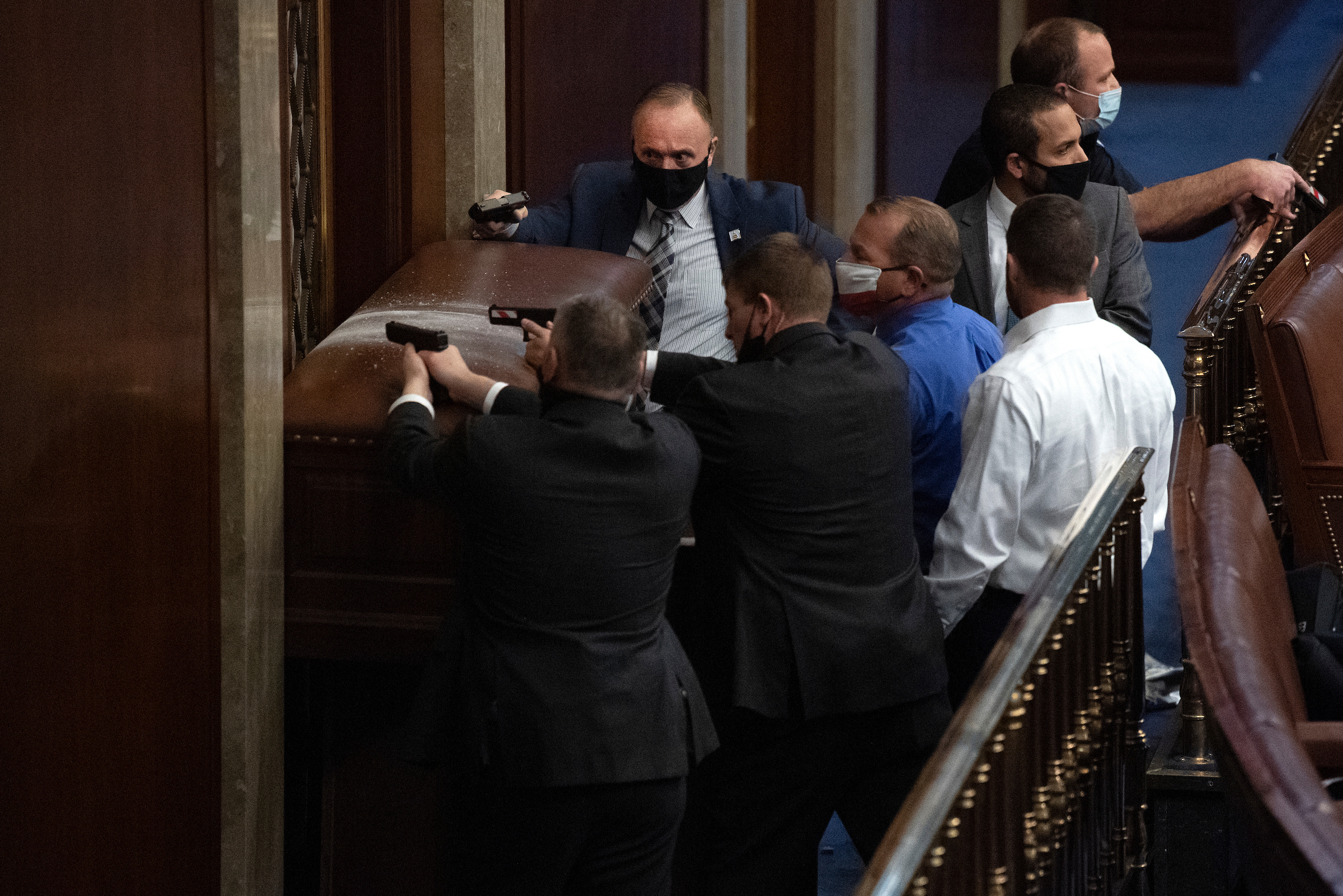 A month after Capitol riot, check out domestic terrorism legislation thumbnail
