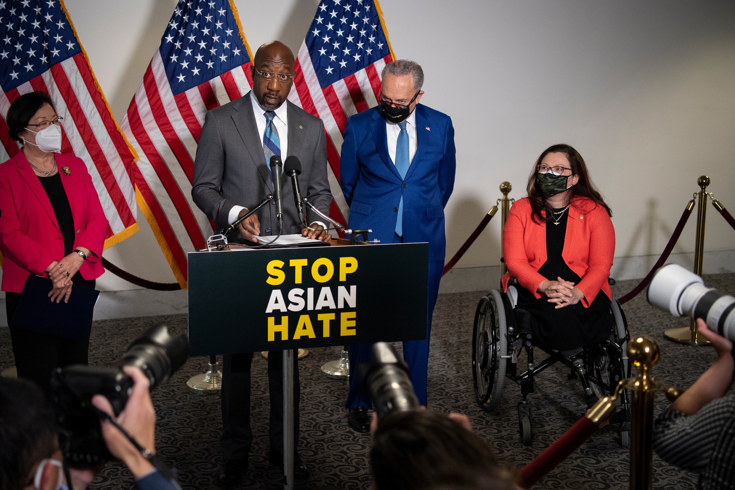www.rollcall.com: Senate passes AAPI bill with wide bipartisan support