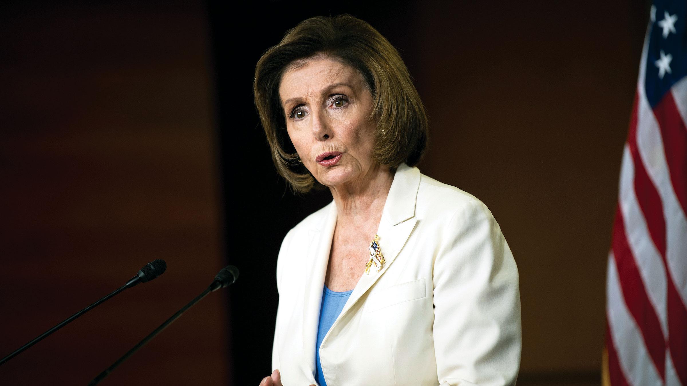Pelosi announces select committee will investigate Jan. 6 attack