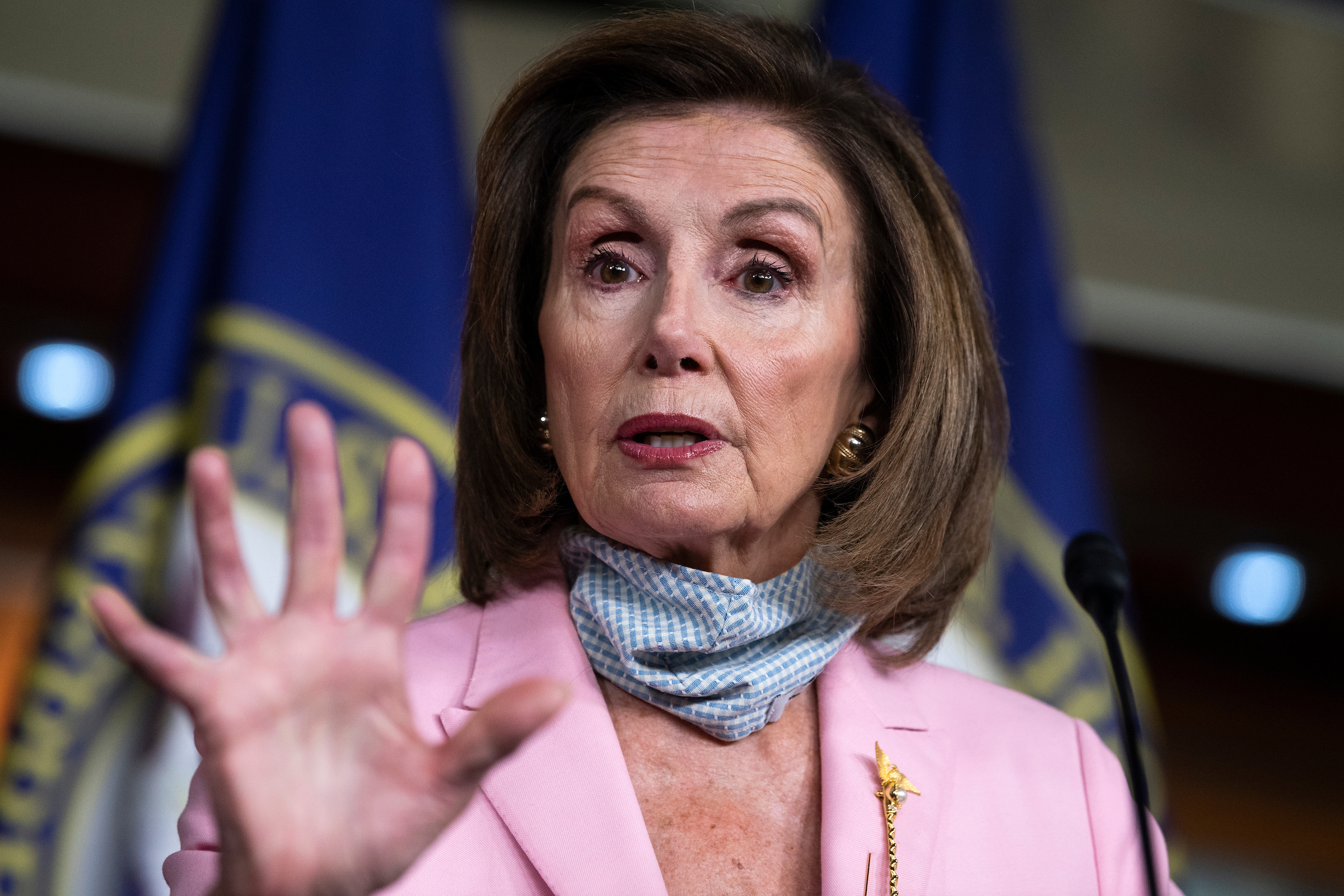 Pelosi pledges coordination with Senate on $3.5T budget package - Roll Call